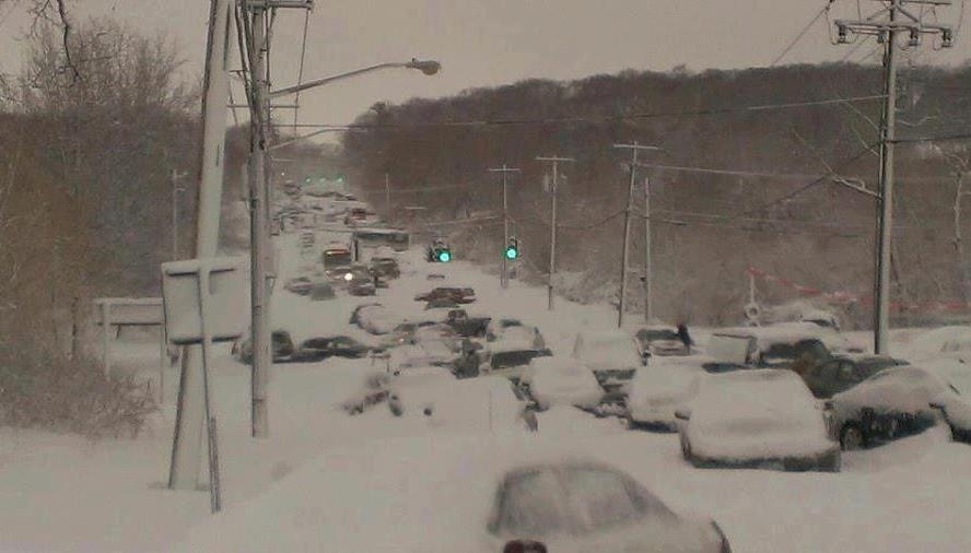 NEMO Blizzard Pics
