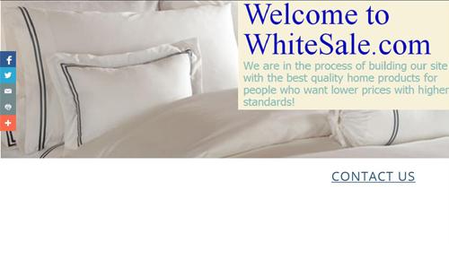 WhiteSale