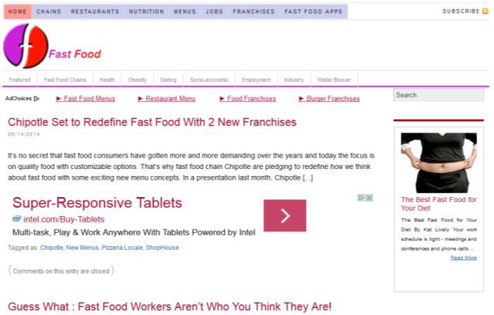 fastfood.com