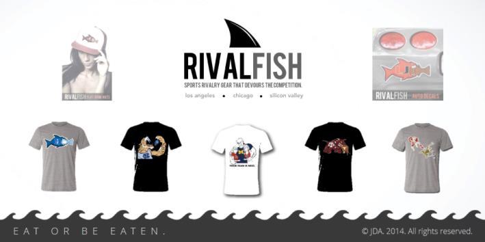 rival fish