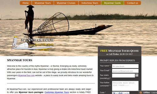 MyanmarTour