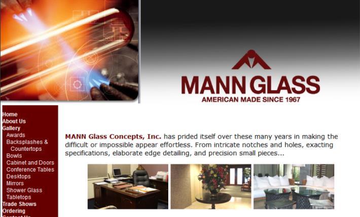 mann glass