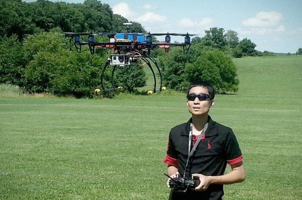 rc drones
