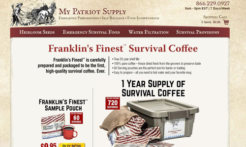 SurvivalCoffee