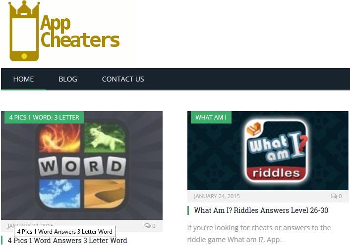 app cheaters