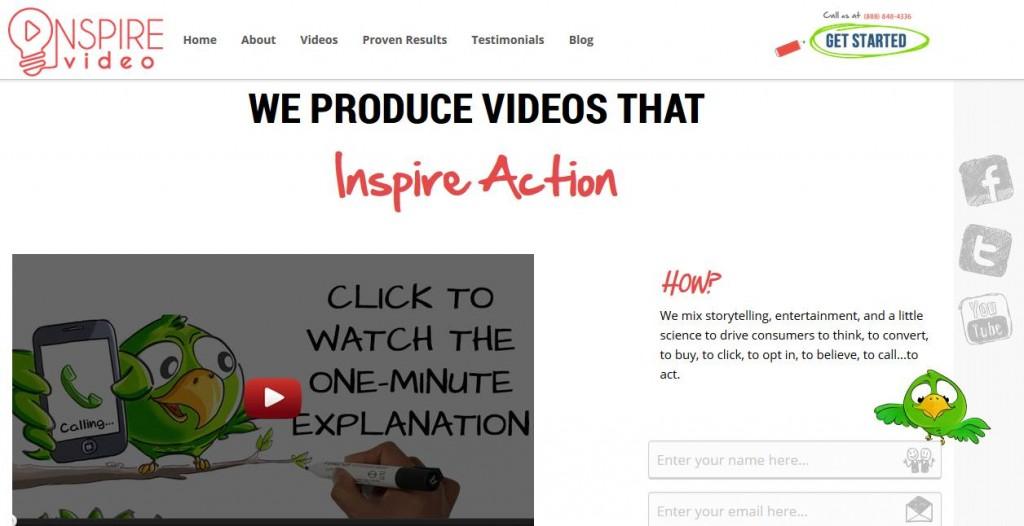 inspire video