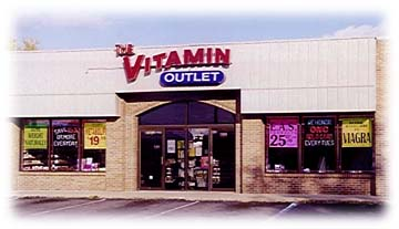 vitamin outlet
