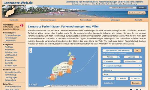 Lanzarote-web