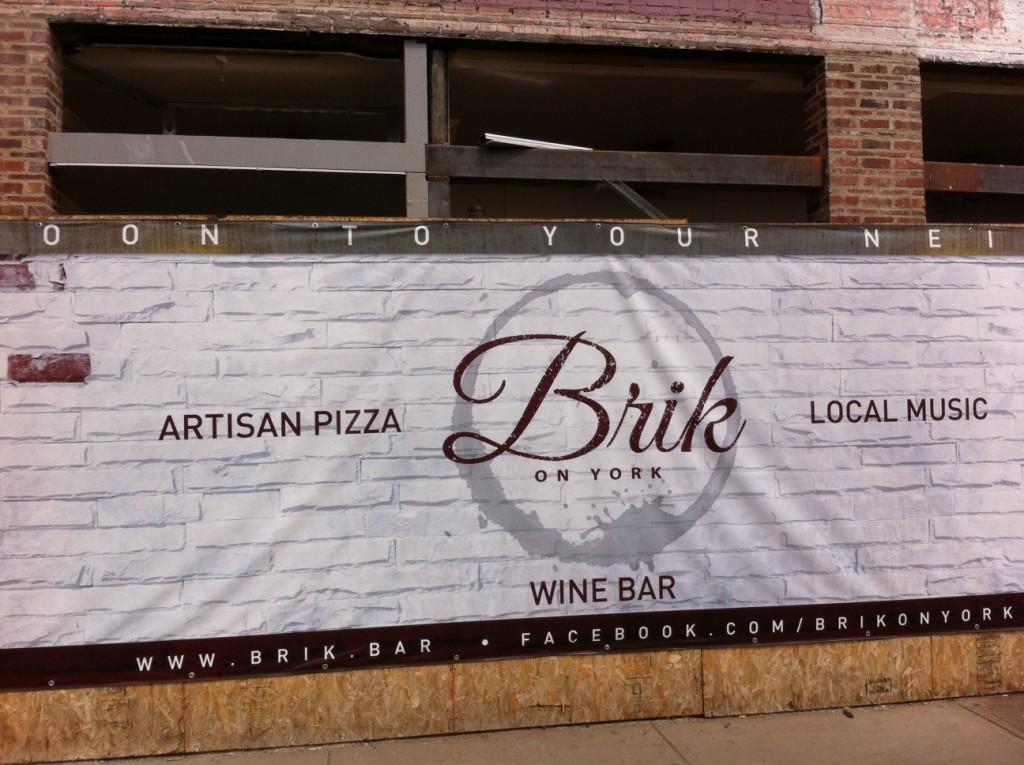 brik bar