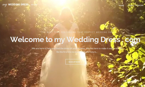 MyWeddingDress