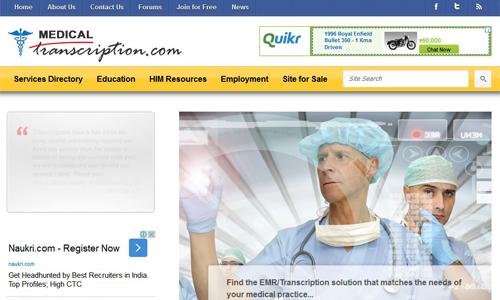 MedicalTranscription