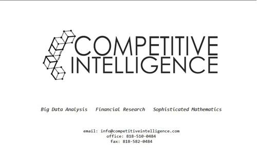 CompetitiveIntelligence