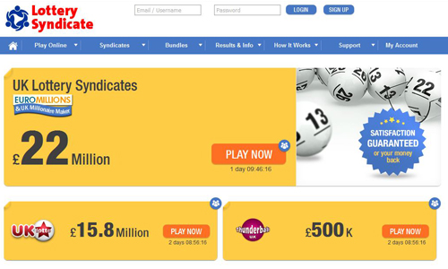 LotterySyndicate