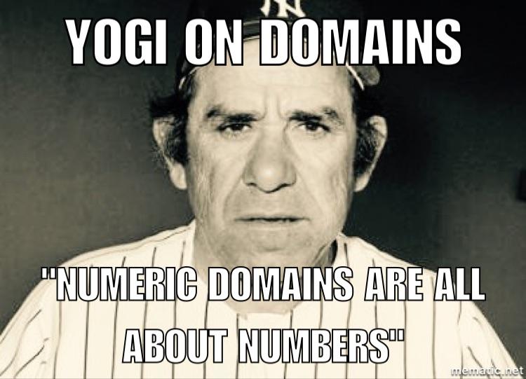 numeric domains