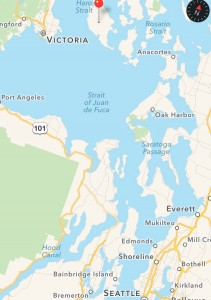 Friday harbor map for the domain shane auction recap