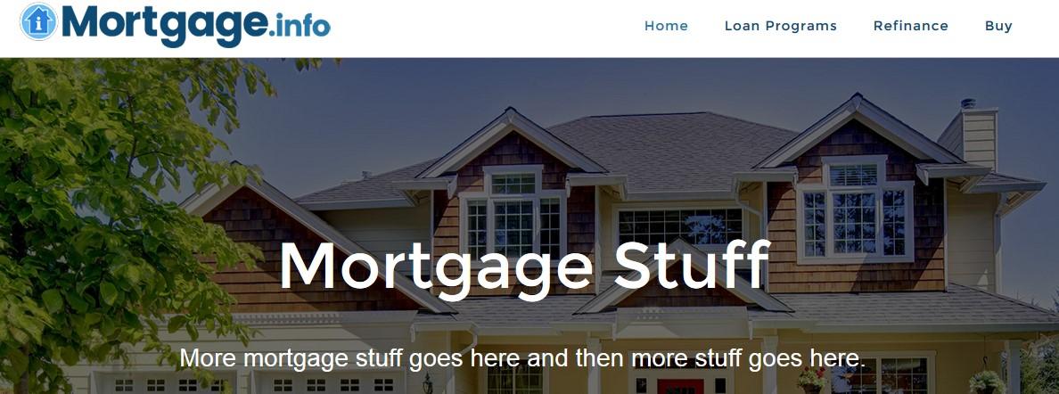 mortgage.info