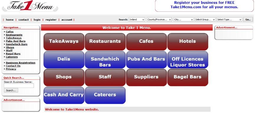 healthy menus