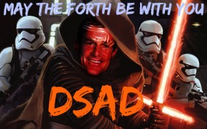 dsadmaytheforth