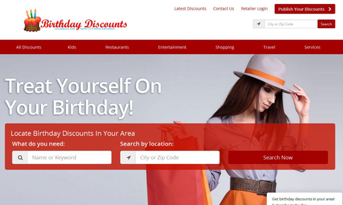 BirthdayDiscounts