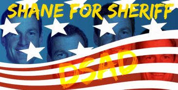 Shane for Sheriff