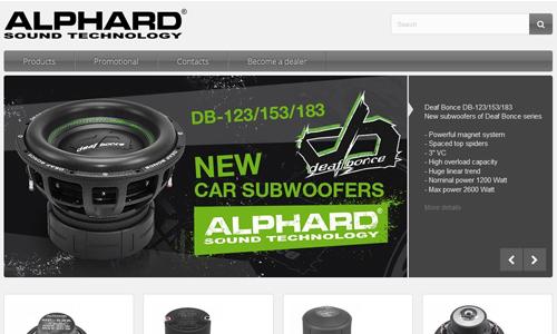 alphard-audio
