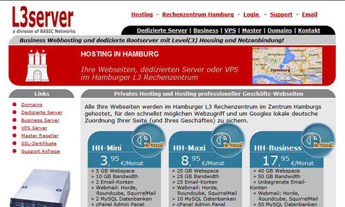 Hamburg.hosting