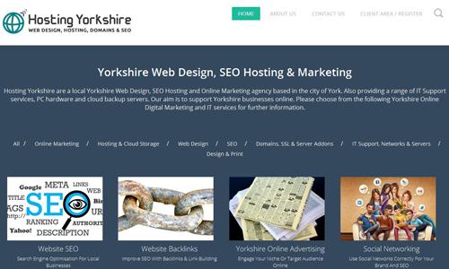 Yorkshire.hosting