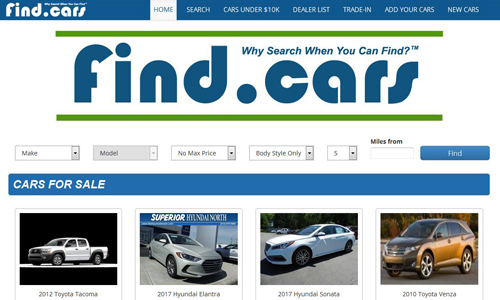 find.cars