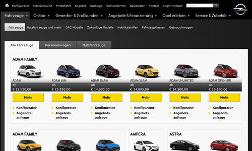 Opel Auto