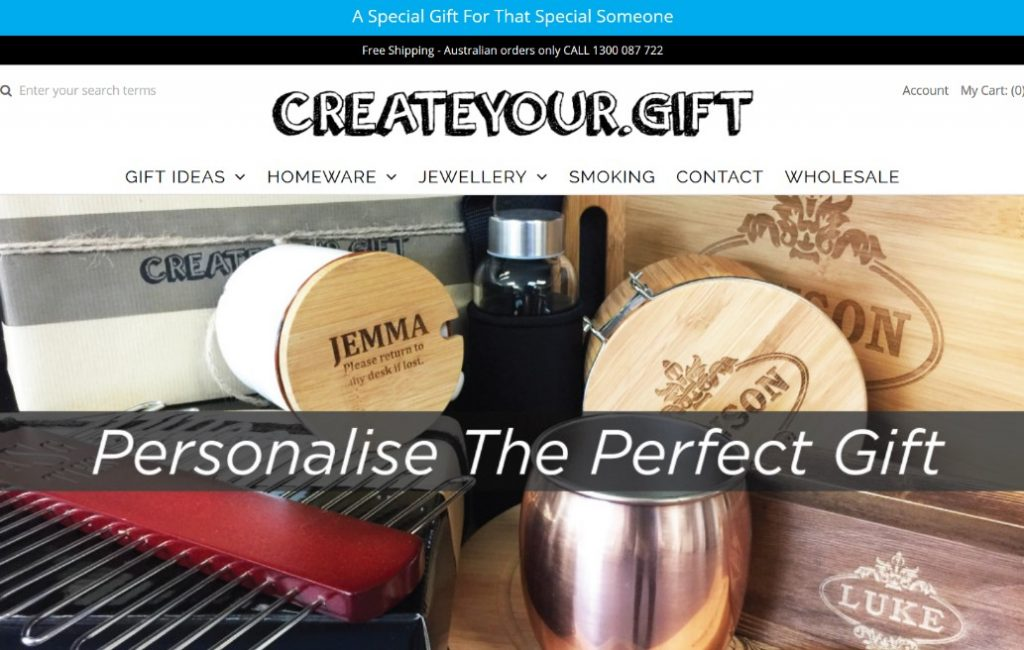 create your gift