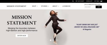 Hilary Swank's New Clothing Line Launches On MissionStatement.com, a 2016 Domain Acquisition