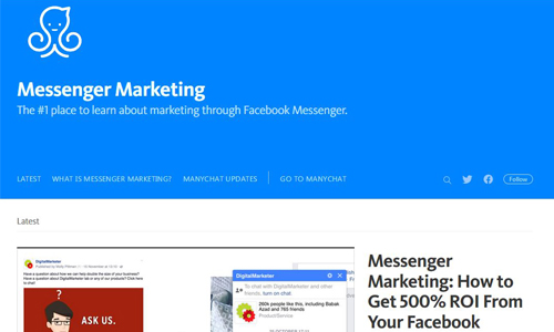 Messengermarketing