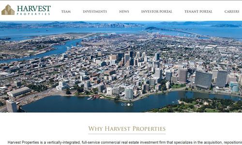 HarvestProperties