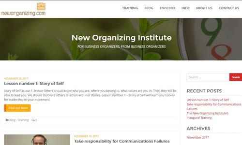 Neworganizing